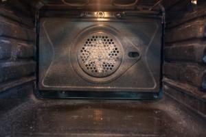 Aske fra ovnrens med pyrolyse